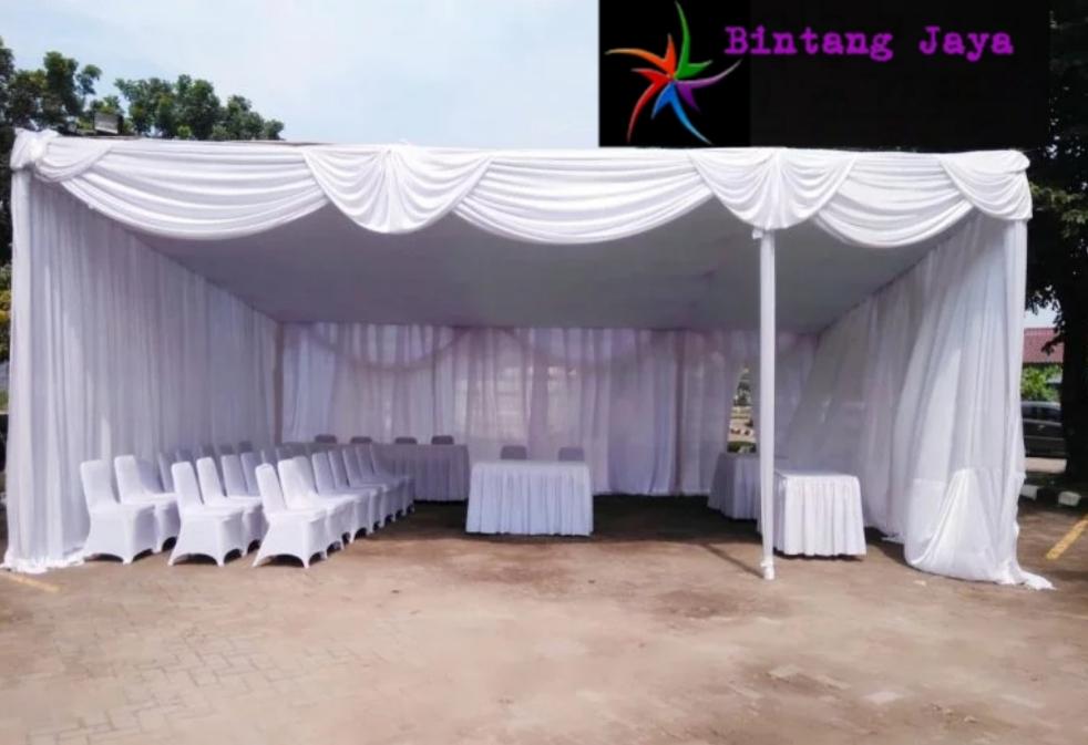 Sewa Tenda di Bekasi - Sewa Tenda VIP Jakarta Bekasi - Sewa Tenda Hajatan Bekasi