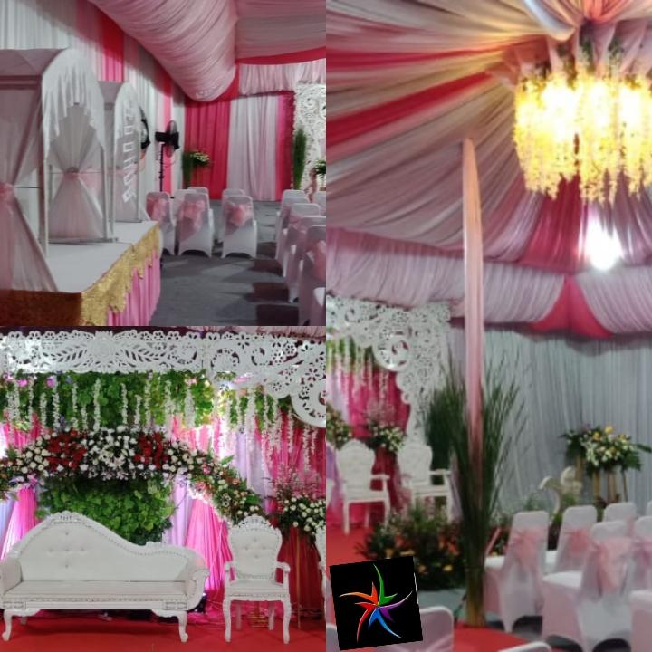 Penyewaan Tenda Pernikahan Galaxy Bekasi Murah Alat Pesta di Bekasi