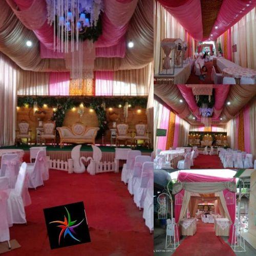 Sewa Tenda di Mustika Jaya Bekasi - Tenda Dekorasi Serut - Dekorasi Balon -Sewa Tenda Pernikahan Bekasi Murah - sewa tenda cikarang Bekasi