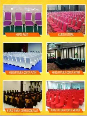 Sewa Kursi di Bekasi Selatan