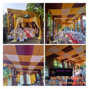 Penyewaan Tenda Pernikahan Murah di Bekasi - Sewa Tenda Event Bekasi -Tenda Dekorasi Bekasi