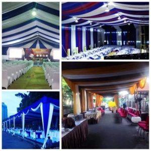 Penyewaan Alat Pesta di Bekasi Jakarta -Tenda Dekorasi Serut - Dekorasi Centris - Dekorasi Balon - Dekorasi Catur - Sewa Perlengkapan Pesta Bekasi
